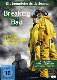 Breaking Bad Poster Breaking Bad Staffel 3 Dvd Oder Blu Ray Leihen Videobuster De