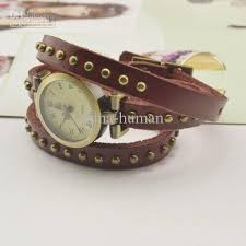 women bracelet watches images Fashion leather quartz wrist watch women watches bracelet watches jpg