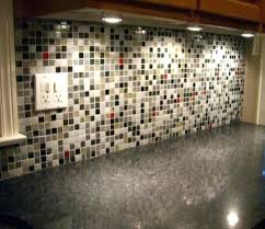 ceramic tile backsplash ideas for kitchens kitchen glass wall