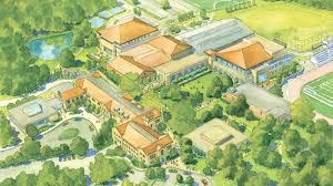 Weber State Campus Map by John Burroughs Master Plan Markets Work Christner Inc