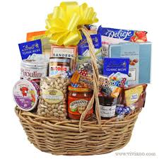 gourmet baskets gourmet basket flowers plants gift baskets from viviano flower