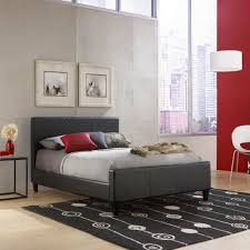 soft bed frame queen beds headboards bedroom furniture the home depot