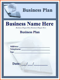 8 business plan template word bookletemplate org