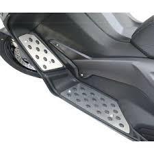 pedane t max 530 coppia pedane acciaio faco pedana poggia piedi antiscivolo tmax