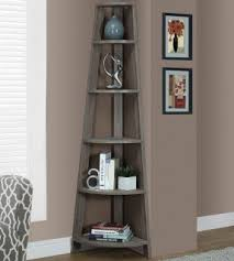 Woodworking Plans Free Standing Shelves by Free Standing Corner Shelf Foter