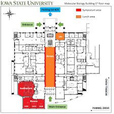 Iowa State Map Join Us For The 2nd Midwest Postdoctoral Symposium At Iowa State