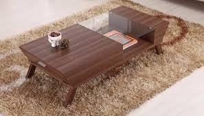 Modern Walnut Coffee Table Coffee Table Awesome Modern Walnut Coffee Table Free Sample