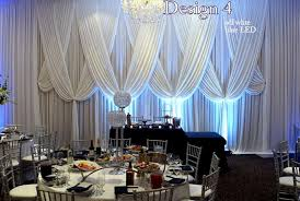 wedding backdrop drapes wedding backdrop table drapery wedding drapery chicago