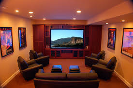 Home Theater Design Books Home Theater Pictures Gallery Cutting Edge Design Inc