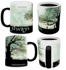 Color Changing Mugs by Harry Potter Snape Always Morphing Mugs Heat Sensitive Mug