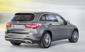 luxury mercedes suv all 2016 mercedes glc looking to lead luxury compact suv