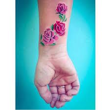 pink roses tattoo rose forearm tattoo on tattoochief com