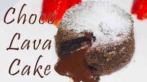 eggless choco lava cake recipe easy molten lava cake eggless