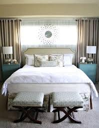 Best  Window Behind Bed Ideas On Pinterest Curtain Ideas - Curtains bedroom ideas