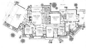 Southern Farmhouse Home Plan Impressive Luxury House Plans Impressive Design Floor Yoadvice Com
