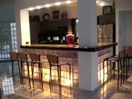 New House Kitchen Designs Kitchen Lighted Bar Attractive Kitchen About Kitchen Design