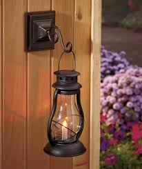 fashioned solar lantern yard garden outdoor living