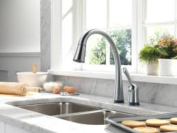 Touchless Faucet Kitchen Moen Touchless Kitchen Faucet Mydts520
