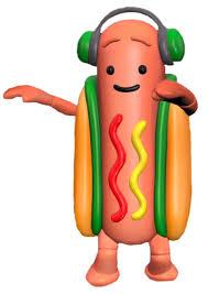 Hot Dog Meme - dancing hotdog meme cutout see comments for download link