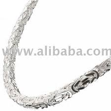 silver byzantine chain necklace images 925 silver byzantine chain necklace buy byzantine chain product jpg