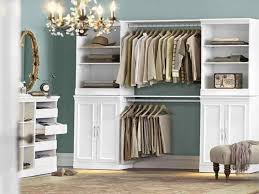 wardrobe racks glamorous stand alone closet container store