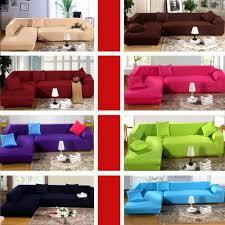 Stretch Slipcover For Couch Corner Sofa Slipcovers Brokeasshome Com