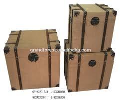 best home decor classic storage box square retro storage box set
