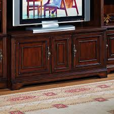 Slaters Furniture Modesto by Hooker Furniture Brookhaven Tv Console With Three Interchangeable