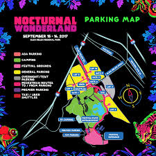 Parking Restrictions Los Angeles Map by Travel Nocturnal Wonderland 2017