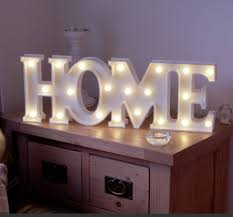 white light up letters 8217 home 8217 marquee battery light up letters with timer warm
