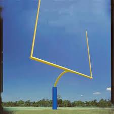 Backyard Football Goal Post Football Goal Post Dimensions First Team Inc