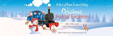 christmas postal express