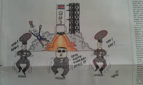 oppa north korean style