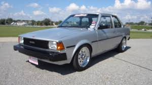 1982 toyota corolla for sale stunning 1982 toyota corolla 1 8l built 1 8l manual