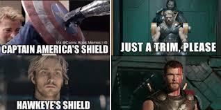 Hawkeye Meme - mcu memes cbr