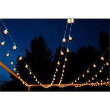 15 ft green globe string lights 5 sockets cord only bazaar