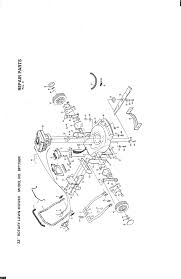 ayp frigidaire home products lawn mower parts model 37250