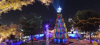 christmas lights arlington tx dallas christmas events 2017 things to do for the holidays calendar