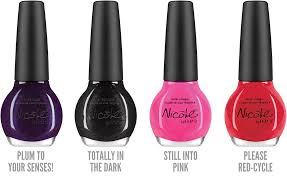 chalkboard nails news nicole by opi launches new lacquers for 2013