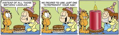 celebrate garfield s 36th birthday with 36 jokes from the comic