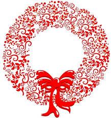 vector christmas wreath border free vector download 12 168 free