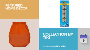 Tiki Home Decor Collection By Tiki Featured Home Decor Youtube