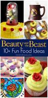 beauty u0026 the beast fun food recipes