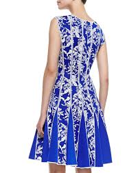 tadashi shoji lace tealength dress u201ca journey along the