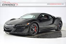Used Acura Sports Car For Sale Used 2017 Acura Nsx For Sale Fort Lauderdale Fl