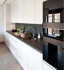 cuisine i nouveau dosseret de cuisine idées comptoirs de granit noir xzw1
