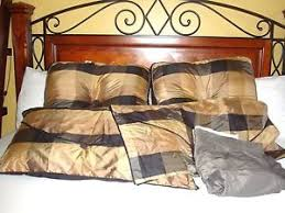 sears bed pillows sears whole home decorative king bed pillows king envelope shams