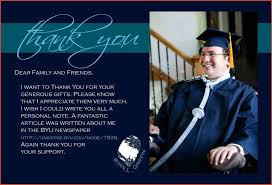 graduation thank you card graduation thank you note graduation thank you cards mes specialist