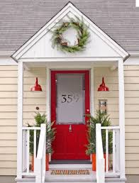 Red Door Home Decor 99 Best Doors Of Red Images On Pinterest Red Front Doors Red