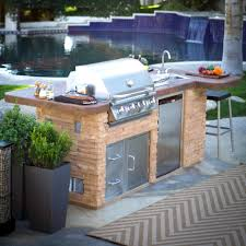 outdoor kitchen cabinets kits trends and ft island frame kit